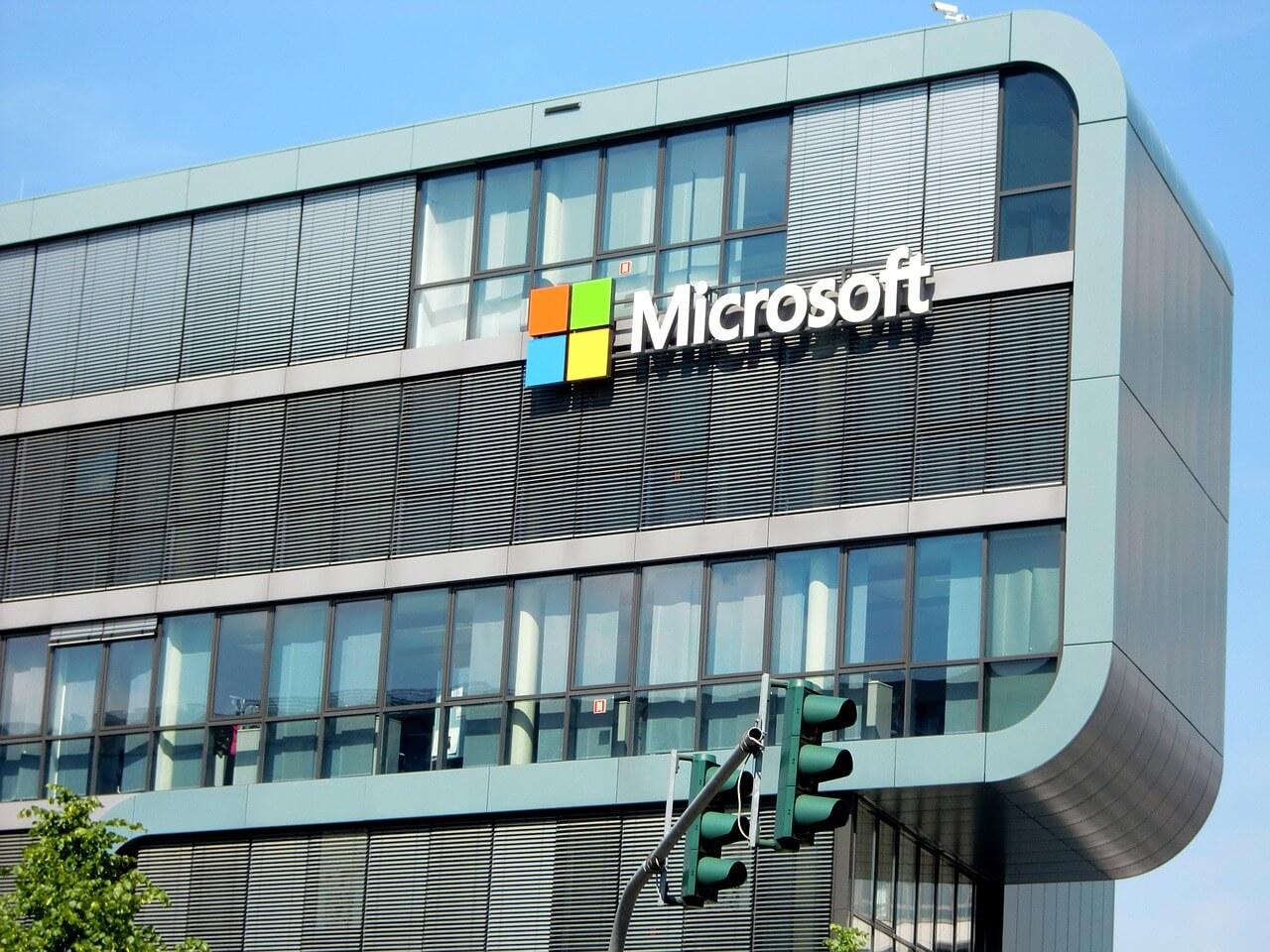 edificios microsoft