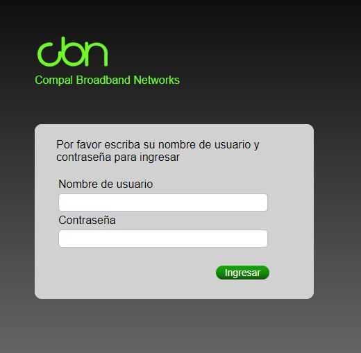 entrada router