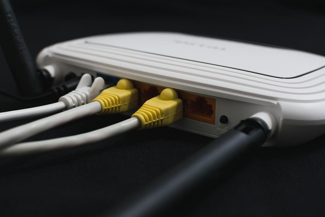 entrar al router