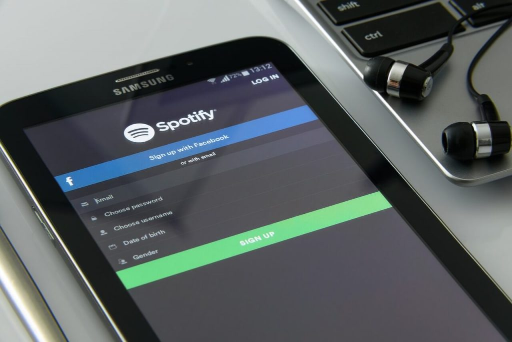 inteligencia artificial spotify