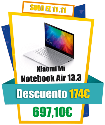 mi notebook air 1111