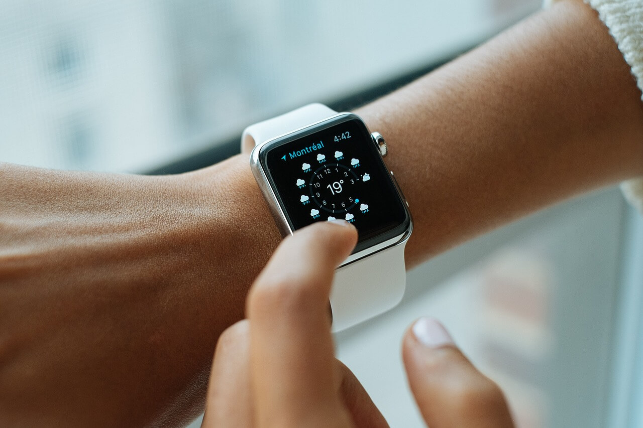 siri tiempo apple watch