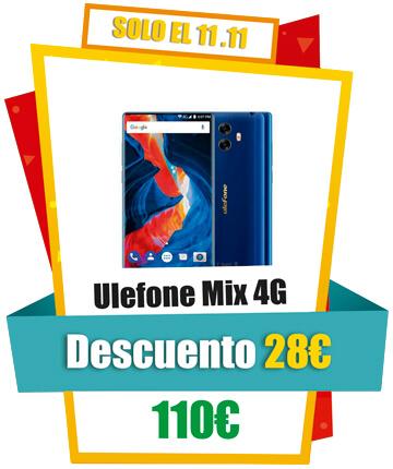 ulefone mix 1111
