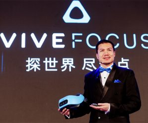 vive focus VR glass