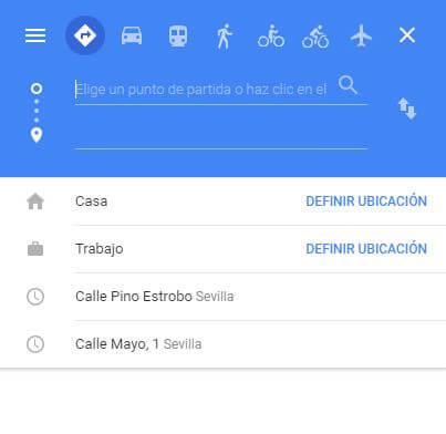 google maps moto