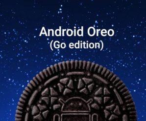 oreo go edition