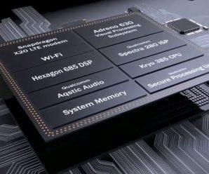 snapdragon 845 procesador 1