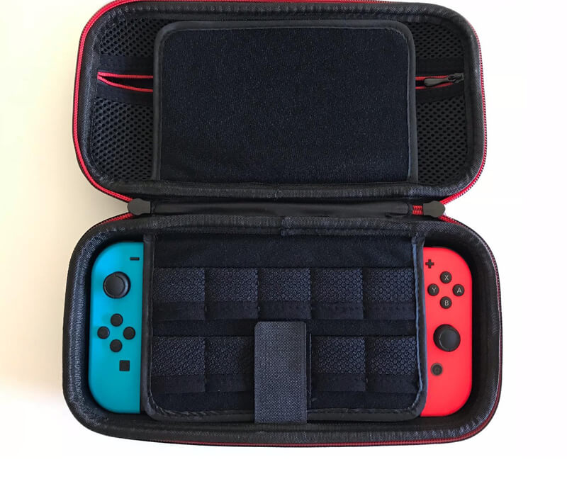 funda switch abierta