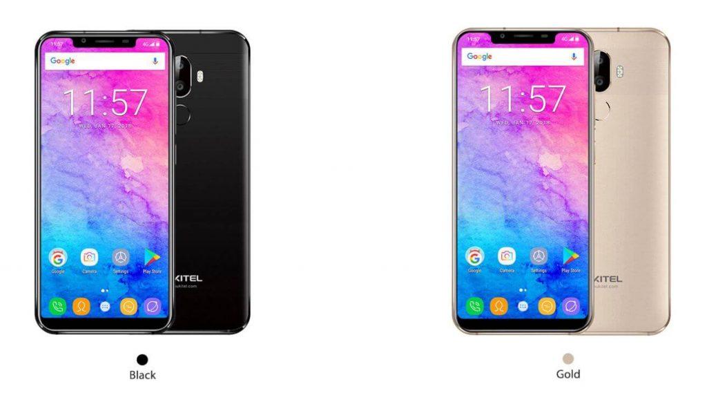oukitel iphone x