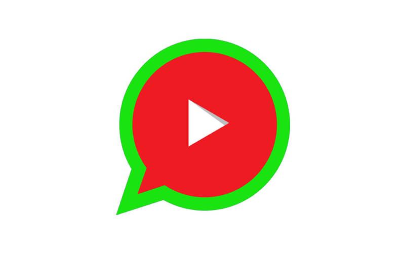 video youtube whatsapp