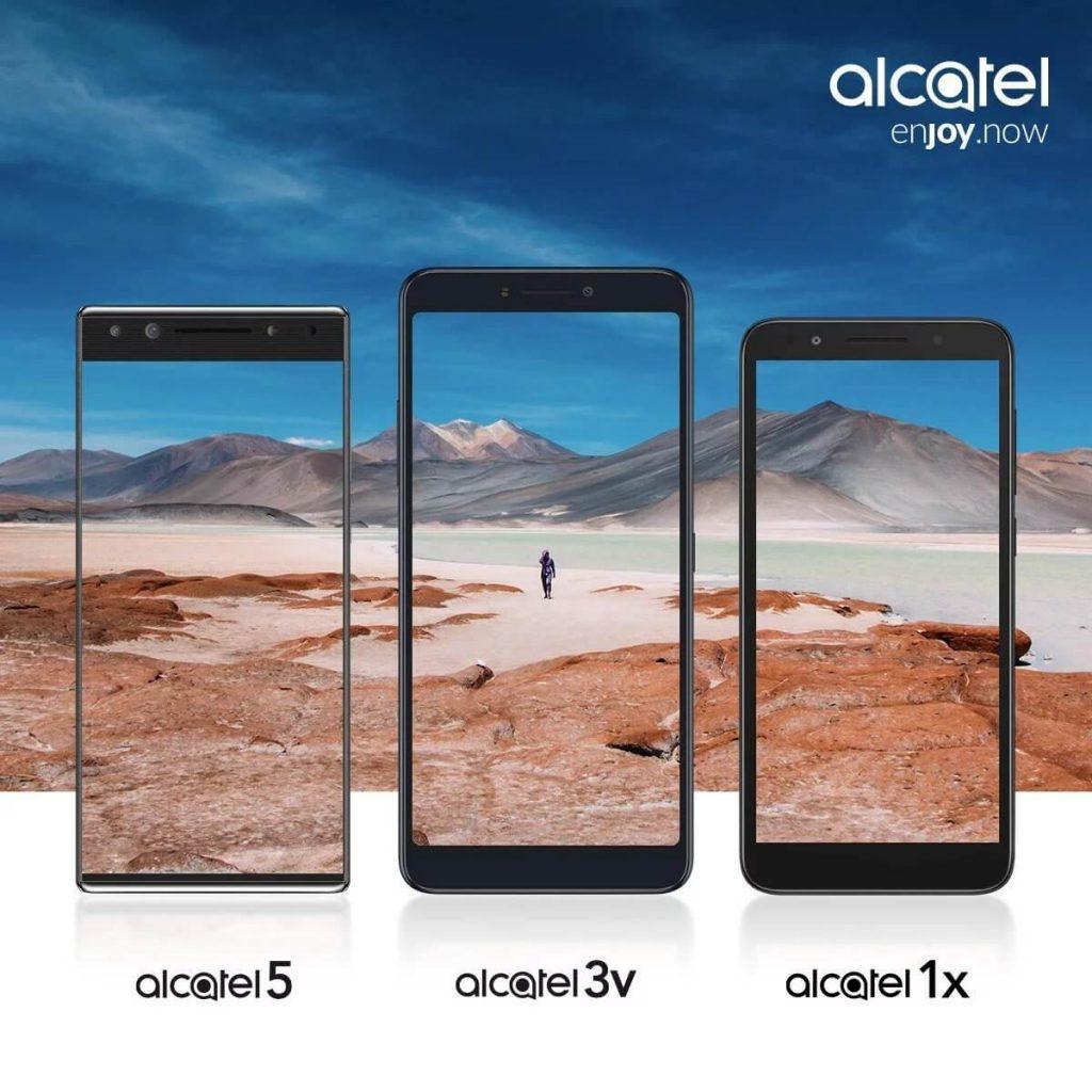 alcatel modelo 3