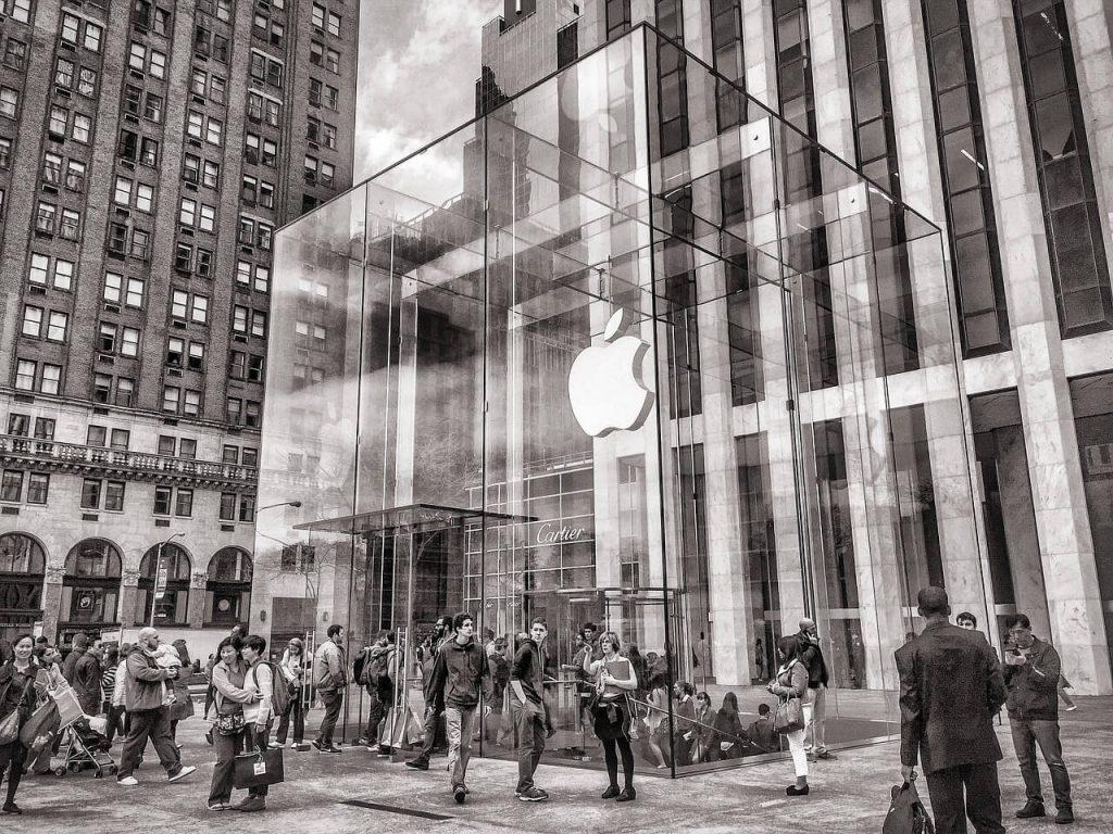 apple 5 avenida