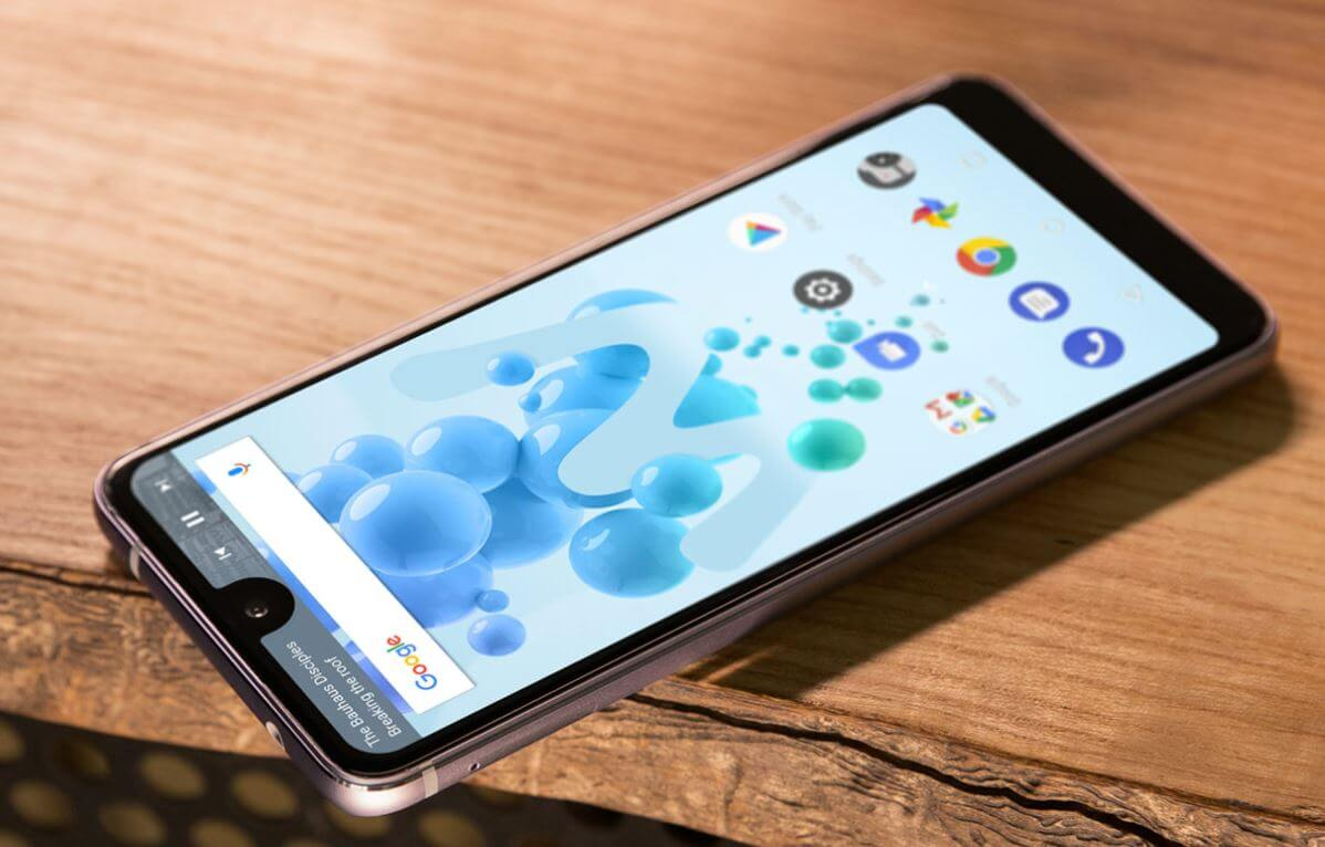 wiko view 2 22
