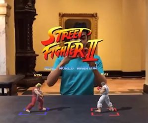 streetfigther ARkit