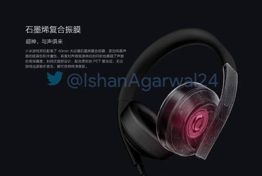 auriculares xiaomi gaming 2