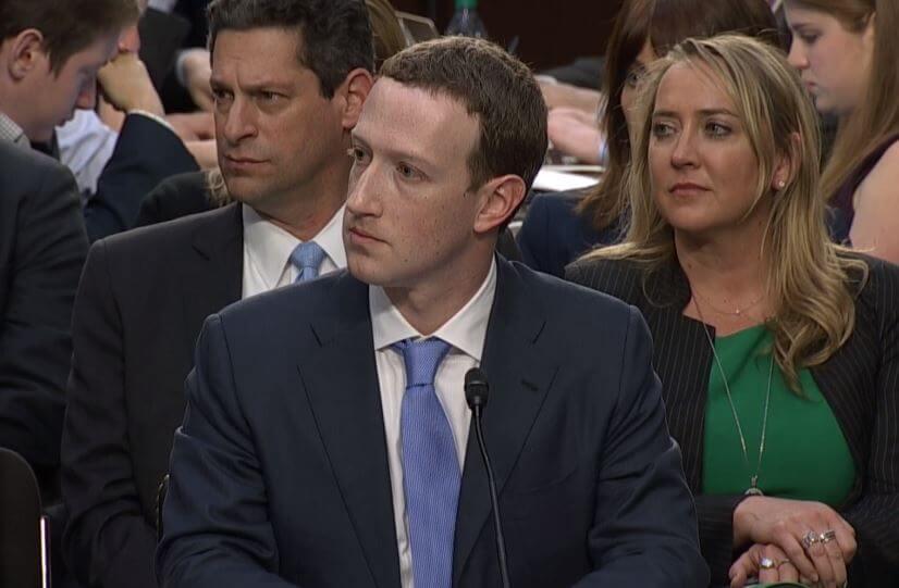facebook senate
