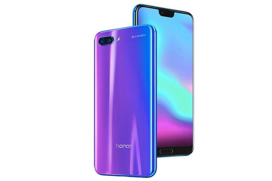 honor 10 frontal 3