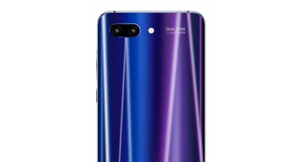 honor 10 leaks