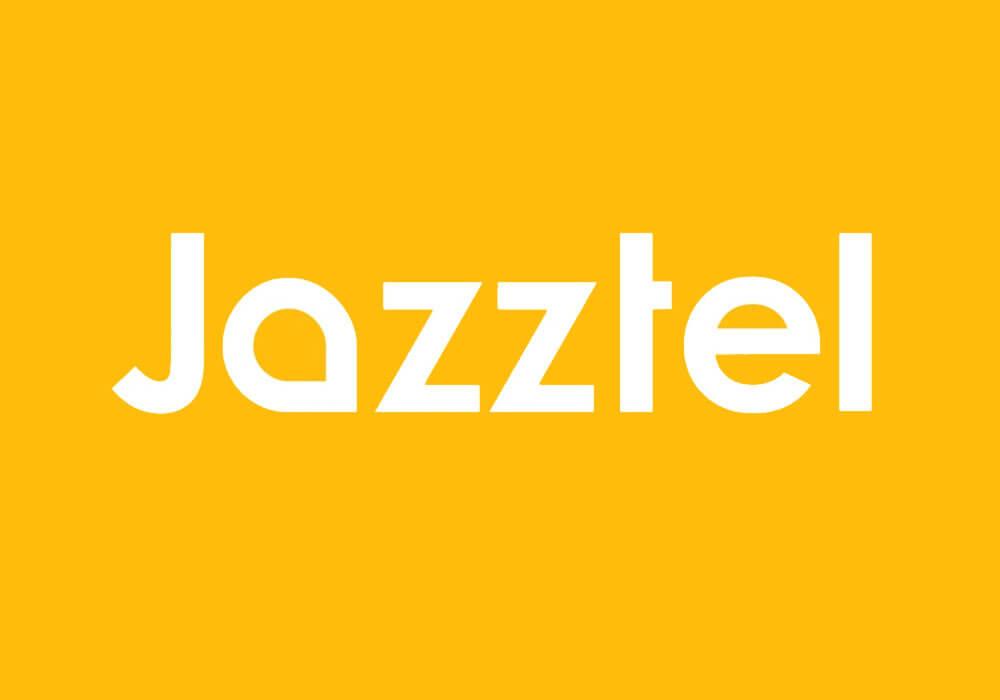 jazztel logotipo