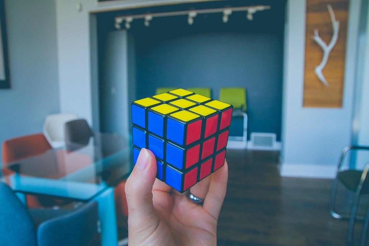 resolver cubo rubik