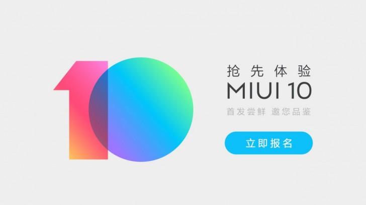 MIUI-10- test