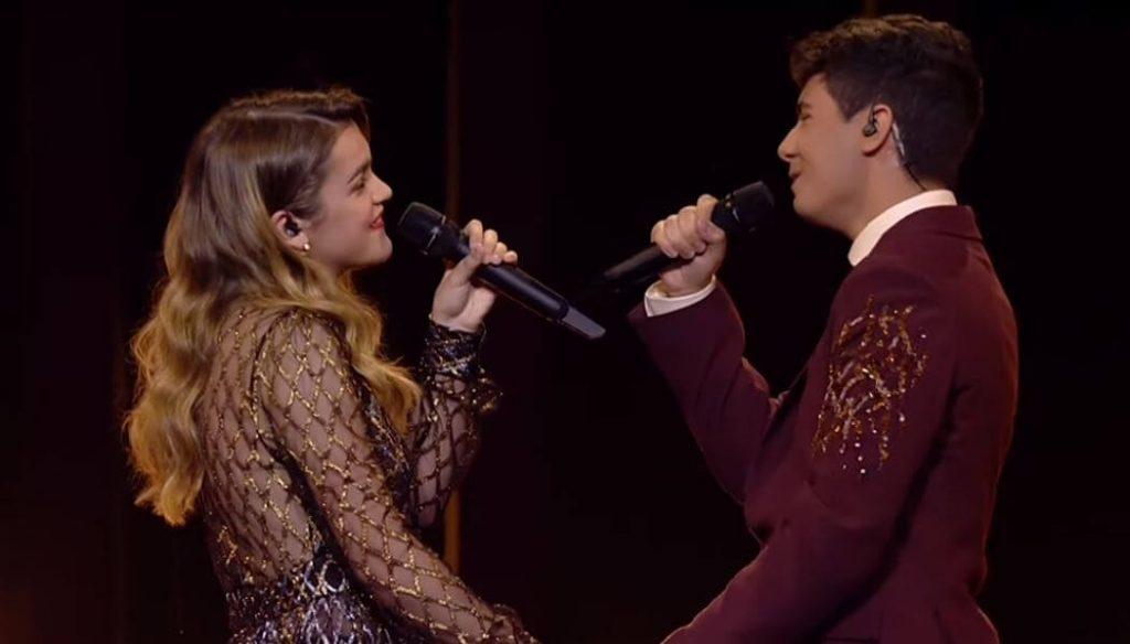 alfred amaia eurovision
