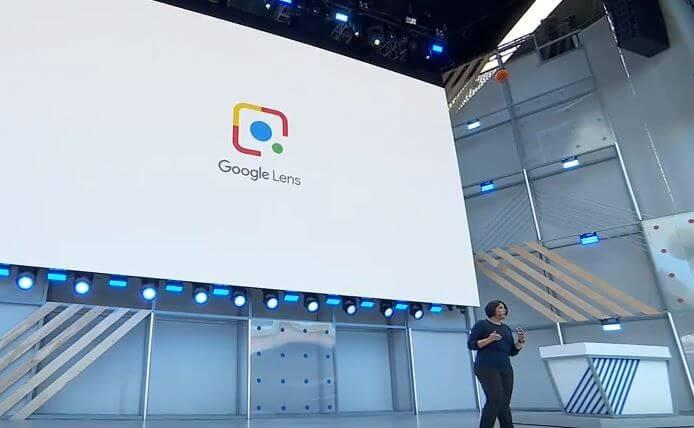lens io 2018 google