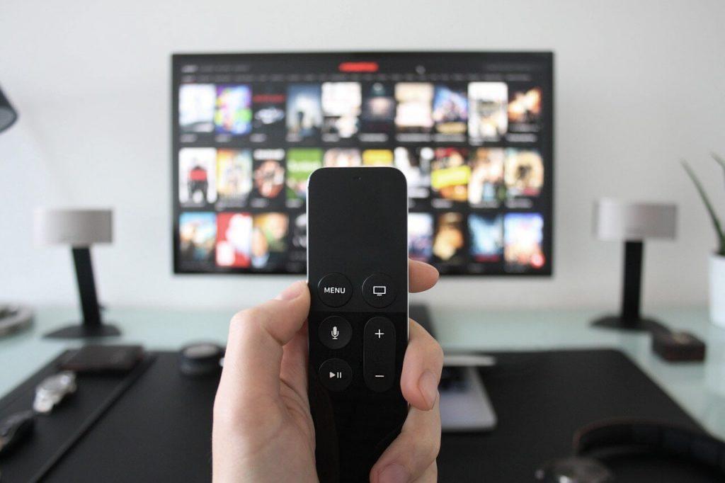 mando canales television
