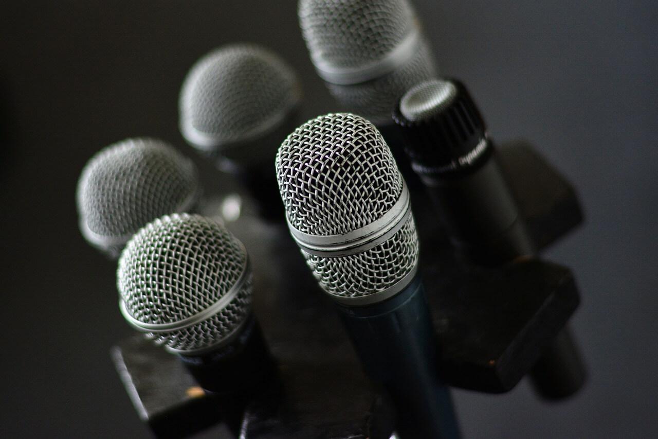microfonos profesionales