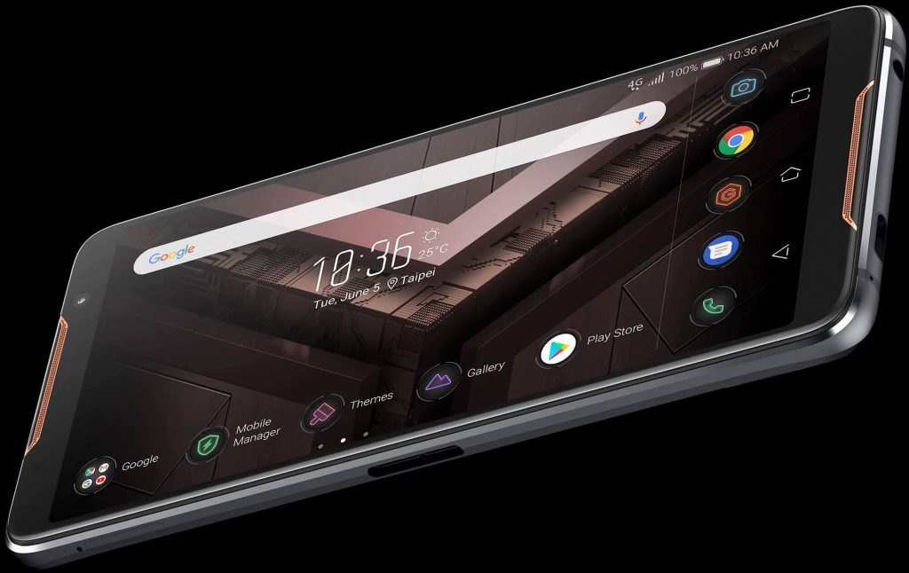 asus rog phone frontal