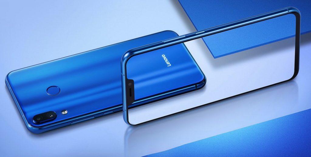 lenovo blue