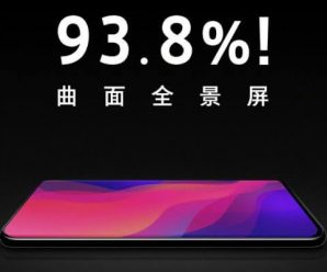 oppo find x ratio