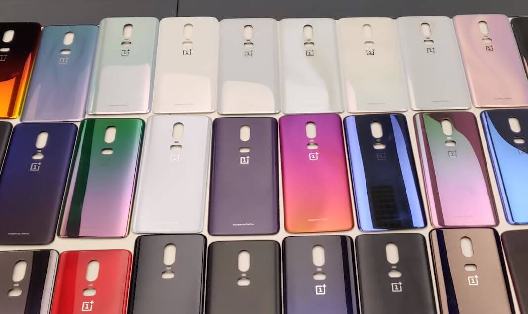 descartados oneplus 6