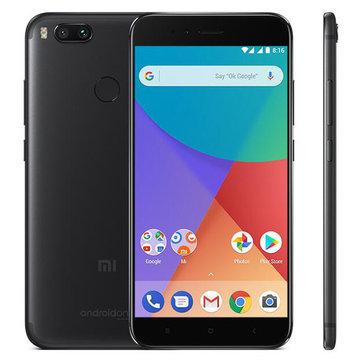 151,44€15%Xiaomi Mi A1 MiA1 Global Version 5.5 pulgadas 4GB RAM 32GB Snapdragon 625 Octa Núcleo 4G SmartphoneTeléfonos InteligentesfromTeléfonos & Accesorioson banggood.com