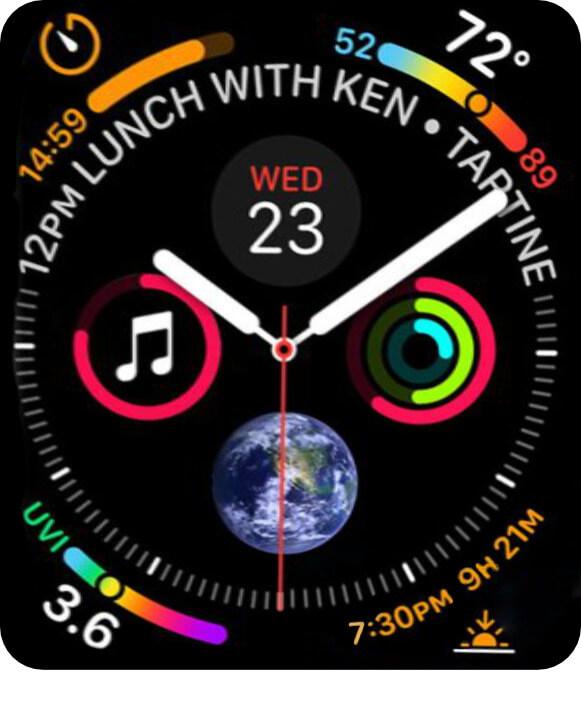 esfera watch