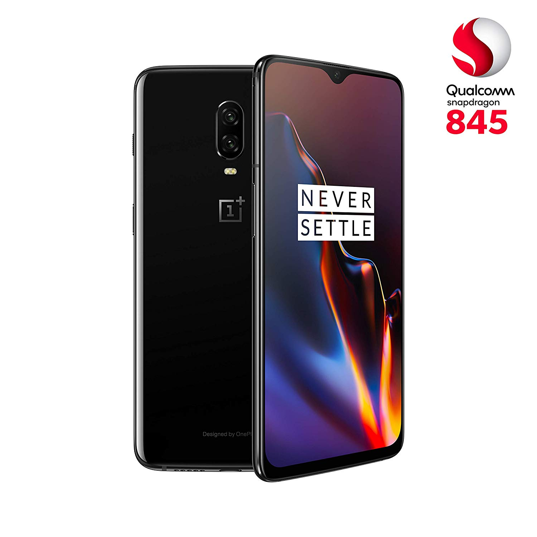 OnePlus 6T - 6GB+128GB Negro
