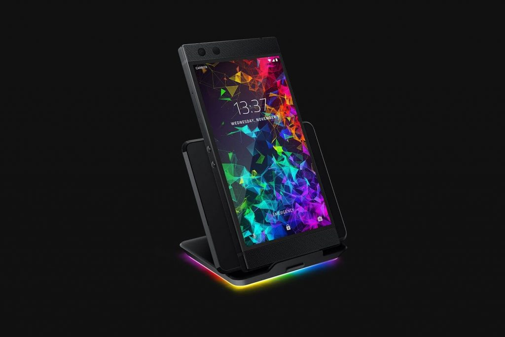 razer phone 2 frontal
