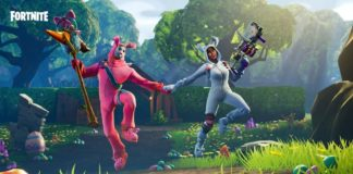 Fortnite Epic Games banner