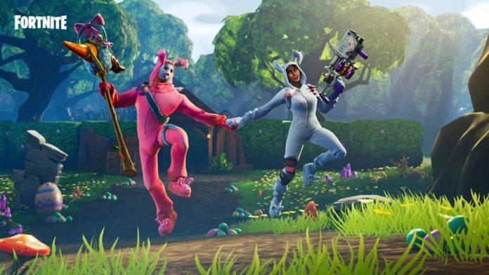 Fortnite Epic Games banner