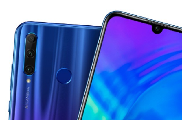 Honor 20i presentado en China