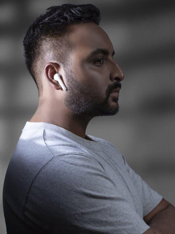 realme-auriculares-inalambricos-blancos